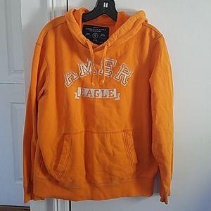 Orange AE hoodie